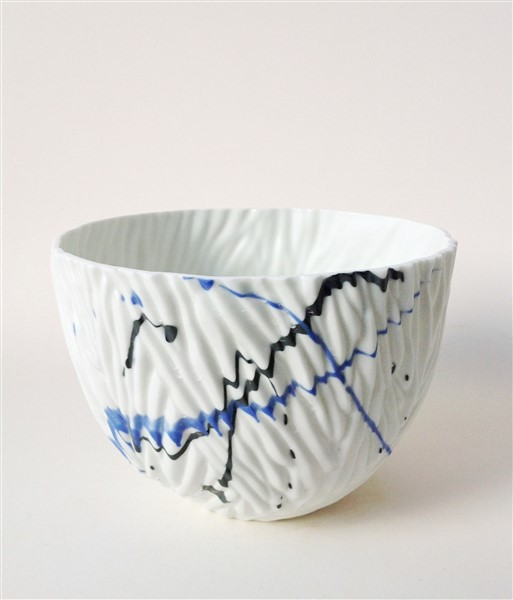 Babs Haenen, Flow bowl Medium, porcelain (513 x 600).jpg